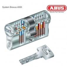 Дверной цилиндр Compact Bravus.4000 40*40 (ключ/ключ) ABUS