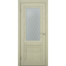 Межкомнатные двери Кантри 602 ПО патина