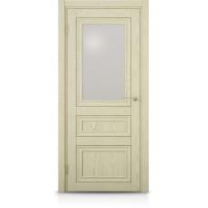 Межкомнатные двери Кантри 603 ПО патина