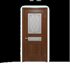 Дверне полотно Вена ПОО (скло малюнок), шт.
