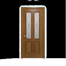 Дверне полотно Прага ПО (сатин білий), шт.