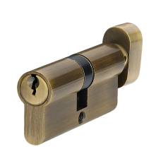 P6E30 / 30T цилиндр английский ключ / тумблер